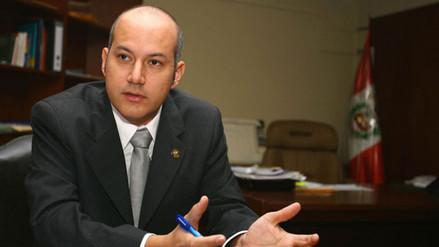 Tejada: Congreso aún no es notificado de fallo contra Megacomisión