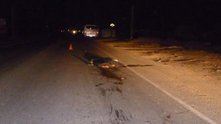 Accidentes de tránsito dejan como saldo dos personas fallecidas