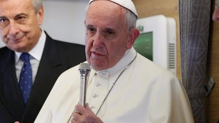 Papa: Sería catastrófico que COP21 se limitara a intereses particulares