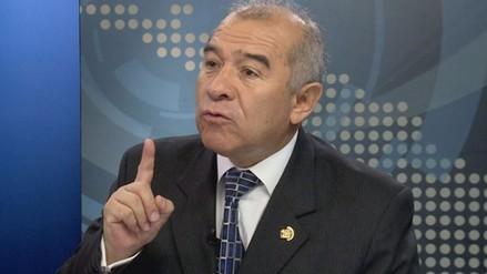 Rondón sobre agendas: Nos llegó un registro de operaciones sospechosas