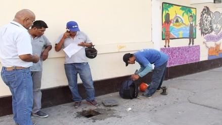 Piura: cortan servicio de agua potable en colegios por deuda