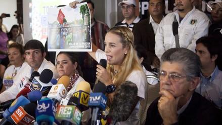 Venezuela: Tintori denuncia intento de asesinato