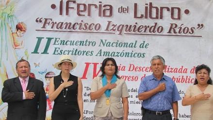 Moyobamba: escritores se reúnen para promover la lectura amazónica