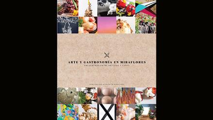 """Arte & Gastronomía"" en Miraflores"
