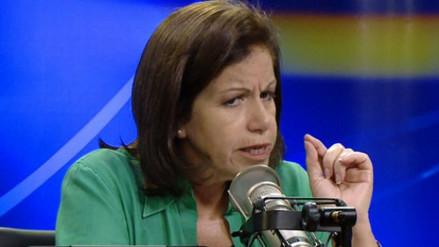 ¿Lourdes Flores postulará a la Presidencia el 2016?