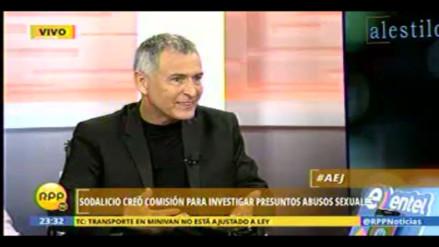 Sodalicio: Figari tiene el poder de extorsionar para detener denuncias