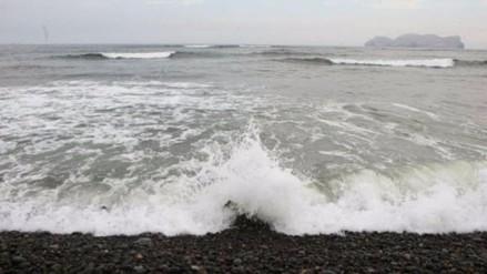 Marina de Guerra informa de oleajes de moderada intensidad en el Callao