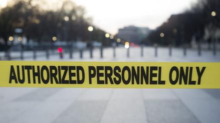 Hombre que saltó la verja de la Casa Blanca había dejado nota suicida