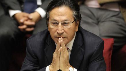 Alejandro Toledo: Es un honor ser candidato presidencial por Perú Posible