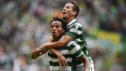 André Carrillo: Sporting Lisboa cerca a renovar contrato con la 'Culebra'