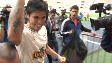 Universitario de Deportes: Horacio Benincasa celebró empate de Alianza Lima (VIDEO)