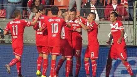 Christian Cueva: Toluca venció 1-0 a Puebla y clasificó a semifinales  (VIDEO)