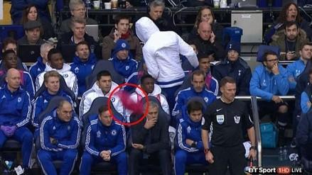YouTube: José Mourinho dejó en la banca a Diego Costa y este hizo berrinche