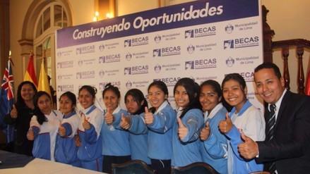 Municipalidad de Lima ofrece más de 200 becas de estudios