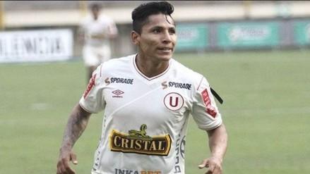 Sporting Cristal vs. Universitario: Raúl Ruidíaz se lesionó a los 2 minutos