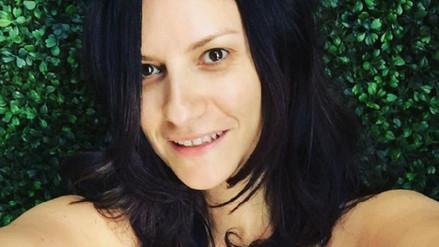 Laura Pausini se convierte en fenómeno viral con una foto