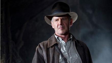 'Indiana Jones 5' llegará antes de los 80 años de Harrison Ford