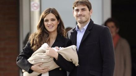 Instagram: Sara Carbonero anunció segundo embarazo con Iker Casillas