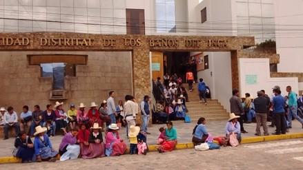 Pobladores del Cerrillo piden que se cumpla con la obra de agua potable