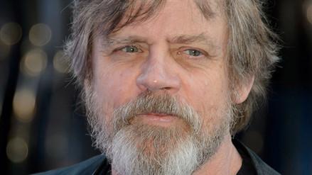 """Star Wars: Mark Hamill confirma regreso de """"Luke Skywalker"""""""