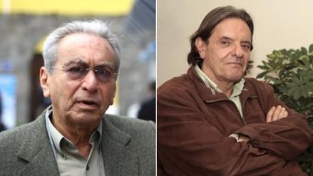 Julio Cotler y Gonzalo Portocarrero reciben Premio Nacional de Cultura 2015
