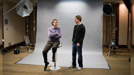 Mark Zuckerberg y Bill Gates se unen para combatir el cambio climático