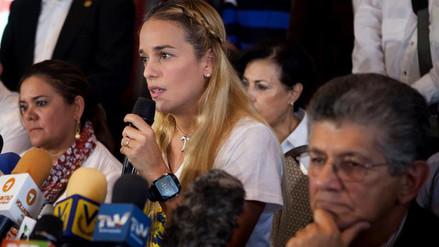 Venezuela: Tintori rechaza la protección ofrecida por el Gobierno