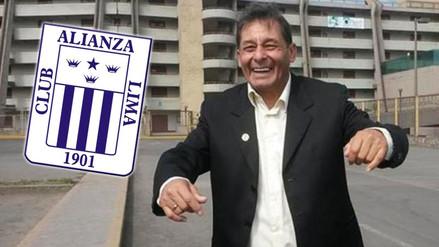 Universitario de Deportes: Roberto Chale se burló de Alianza Lima con esta foto