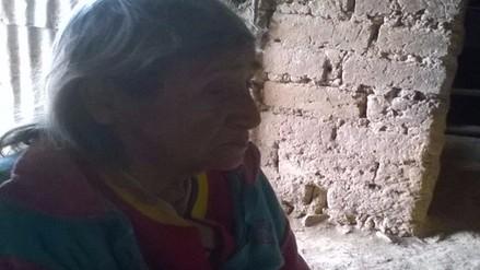 Denuncian desaparición de anciana desde hace 18 días en la sierra
