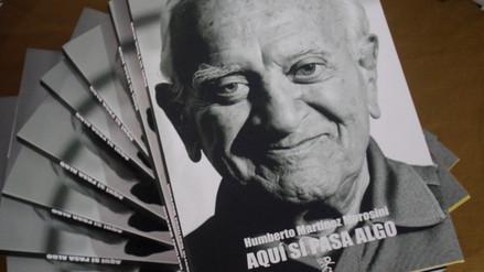 Feria del libro Ricardo Palma: Presentan libro de Humberto M. Morosini