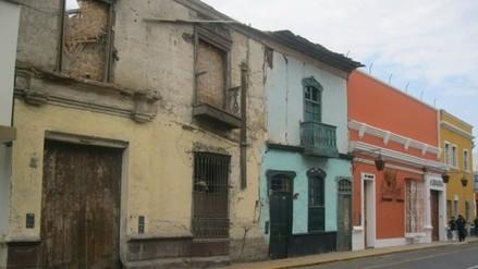 El Niño: casonas de Trujillo no reciben mantenimiento