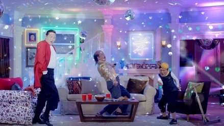 Youtube: PSY estrenó el videoclip de 'Daddy'
