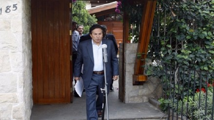 Toledo pide que Congreso peruano rechace actos del gobierno de Venezuela