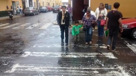 El Niño: Preocupación por persistente lluvia en Trujillo