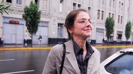 Aníbal Apari: Lori Berenson sería expulsada mañana del Perú