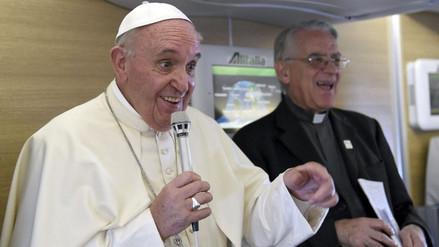 """Papa: """"No se puede rechazar el Islám por sus grupos fundamentalistas"""""""