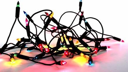 ¿Wifi lento? Las luces navideñas podrían ser la razón