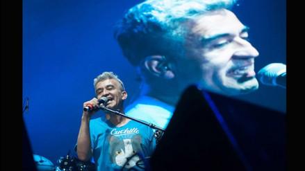 Jorge González ganó el Premio a la Música Nacional de Chile