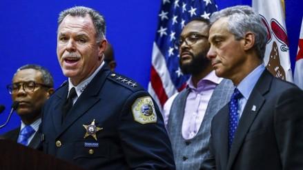 EEUU: Despiden al jefe de Policía de Chicago tras muerte de afroamericano