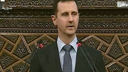 """La paz llegará a Siria cuando """"acabe el apoyo externo a terroristas"""""""