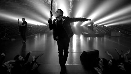 U2 le pide a París no tener miedo