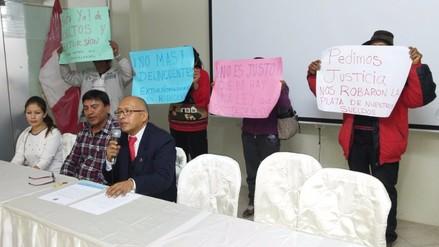 Huancayo: empresarios exigen mayor seguridad ciudadana a la Policía
