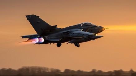 ISIS: Cazas británicos lanzan sus primeros bombardeos en Siria