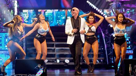 Pitbull habló sobre su participación en la boda de Sofía Vergara