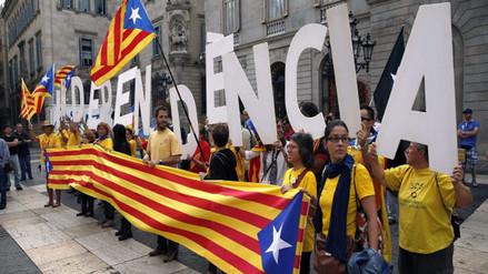 TC español anula la resolución independentista catalana