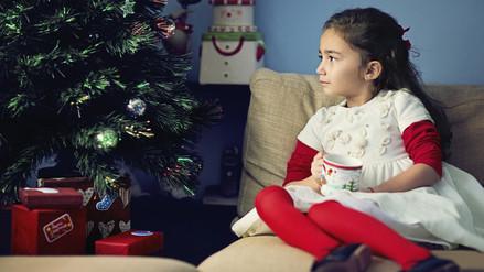 ¿Cómo le digo a mi hijo que no tendrá regalo en Navidad?