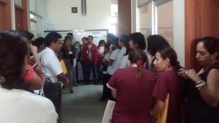 Trabajadores de salud decidirán mañana si suspenden huelga