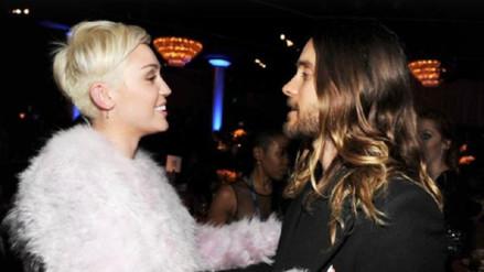 Miley Cyrus y Jared Leto en una relación muy particular