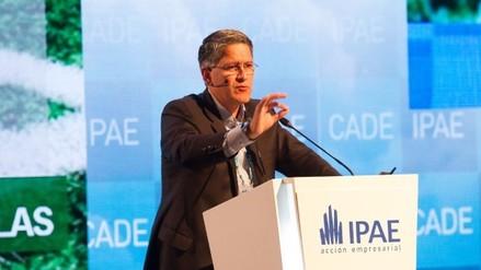 CADE 2015: Empresarios deben aportar a campañas con transparencia, dice Confiep