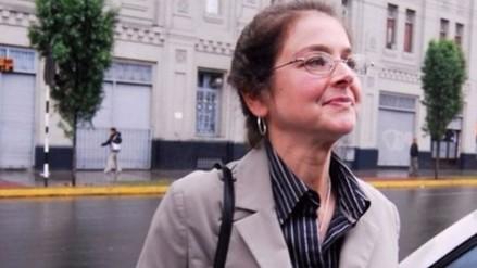Lori Berenson fue expulsada del Perú la madrugada del jueves y volvió a EEUU (VIDEO)